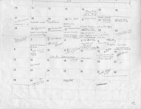 Schooled Calendar
